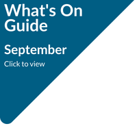 What's On Guide - September 2020