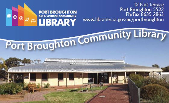 Port Broughton Card